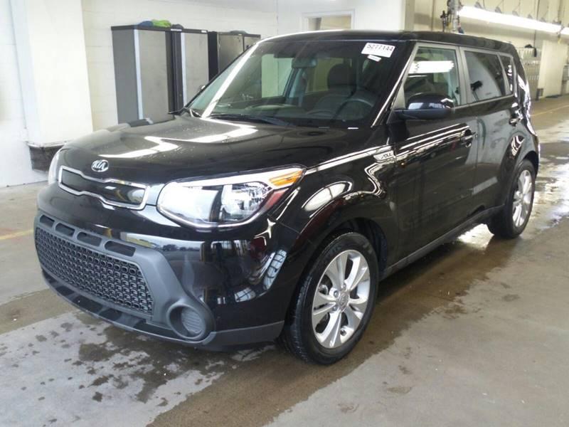 2015 Kia Soul + 4dr Wagon - Philadelphia PA