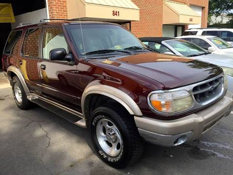 1999 Ford Explorer for sale at Used Cars of Fairfax LLC in Woodbridge VA
