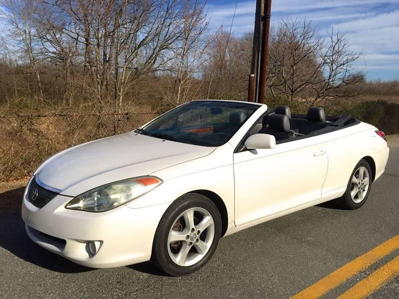 2006 Toyota Camry Solara for sale at Used Cars of Fairfax LLC in Woodbridge VA