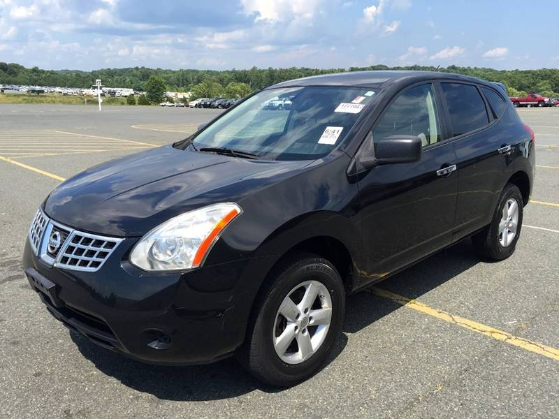 2010 Nissan Rogue for sale at Used Cars of Fairfax LLC in Woodbridge VA