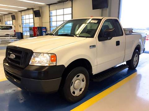 2007 Ford F-150 for sale at Used Cars of Fairfax LLC in Woodbridge VA