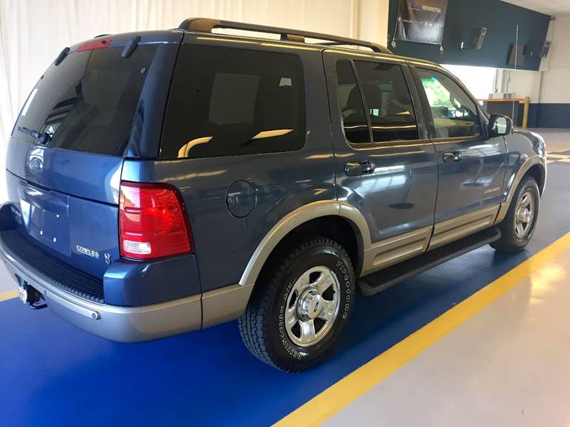 2002 Ford Explorer Eddie Bauer >> 2002 Ford Explorer Eddie Bauer 4wd 4dr Suv In Woodbridge Va