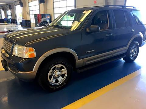 2002 Ford Explorer for sale at Used Cars of Fairfax LLC in Woodbridge VA