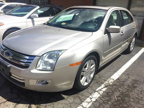 2008 Ford Fusion for sale in Woodbridge, VA