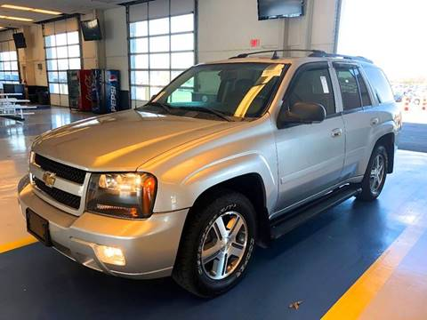 2007 Chevrolet TrailBlazer for sale at Used Cars of Fairfax LLC in Woodbridge VA