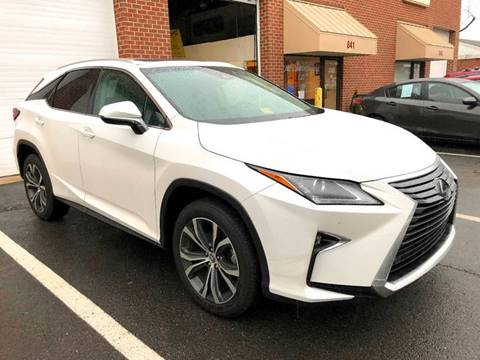 2018 Lexus RX 350 for sale at Used Cars of Fairfax LLC in Woodbridge VA