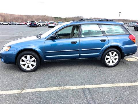 2007 Subaru Outback for sale at Used Cars of Fairfax LLC in Woodbridge VA