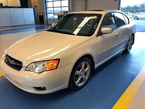 2007 Subaru Legacy for sale at Used Cars of Fairfax LLC in Woodbridge VA
