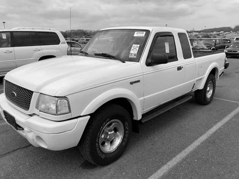 2003 Ford Ranger for sale at Used Cars of Fairfax LLC in Woodbridge VA