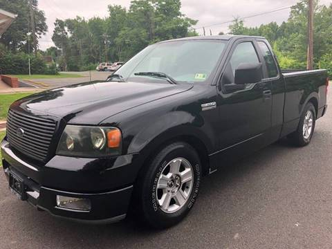 2005 Ford F-150 for sale at Used Cars of Fairfax LLC in Woodbridge VA