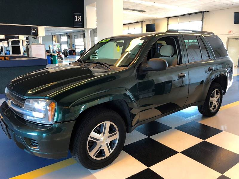 2006 chevrolet trailblazer ls 4dr suv 4wd w 1sa in woodbridge va rh usedcarsoffairfax com 2005 Chevrolet Trailblazer 2006 chevrolet trailblazer owners manual online
