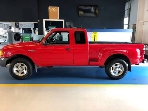2002 Ford Ranger for sale at Used Cars of Fairfax LLC in Woodbridge VA
