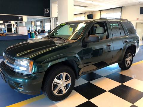 2006 Chevrolet TrailBlazer for sale at Used Cars of Fairfax LLC in Woodbridge VA