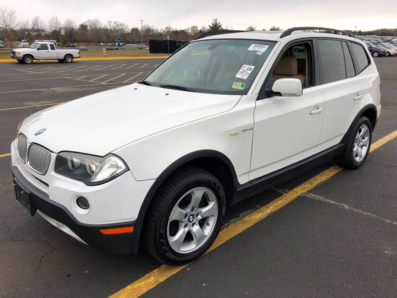 2007 BMW X3 for sale at Used Cars of Fairfax LLC in Woodbridge VA