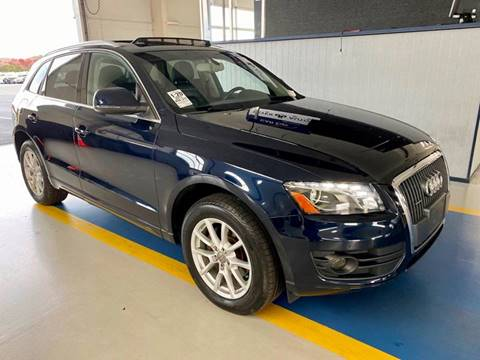 2011 Audi Q5 for sale at Used Cars of Fairfax LLC in Woodbridge VA
