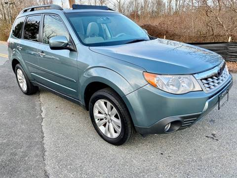 2011 Subaru Forester for sale at Used Cars of Fairfax LLC in Woodbridge VA
