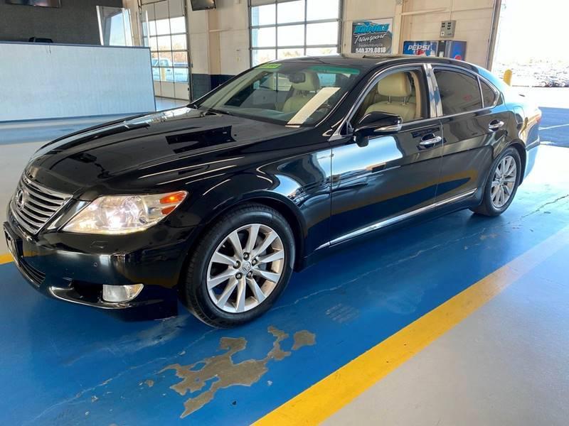 2010 Lexus LS 460 for sale at Used Cars of Fairfax LLC in Woodbridge VA