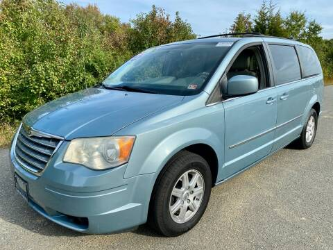 2010 Chrysler Town and Country for sale at Used Cars of Fairfax LLC in Woodbridge VA