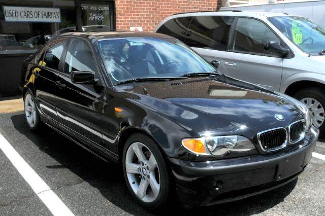 2005 BMW 3 Series for sale at Used Cars of Fairfax LLC in Woodbridge VA