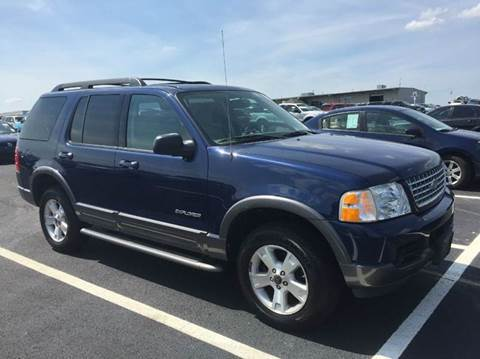 2005 Ford Explorer for sale at Used Cars of Fairfax LLC in Woodbridge VA