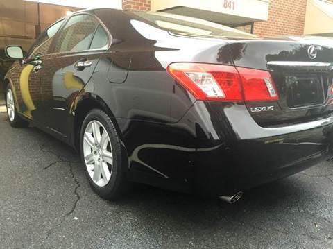2007 Lexus ES 350 for sale at Used Cars of Fairfax LLC in Woodbridge VA