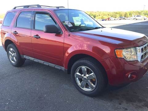 2012 Ford Escape for sale at Used Cars of Fairfax LLC in Woodbridge VA