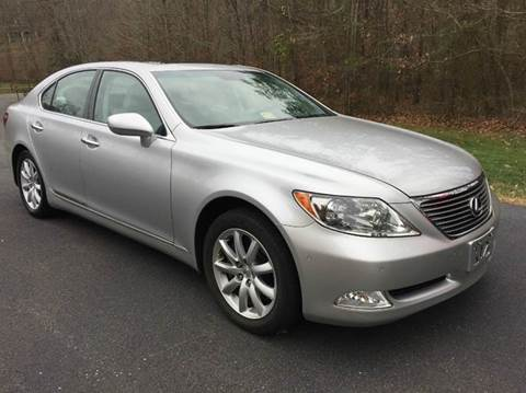 2009 Lexus LS 460 for sale at Used Cars of Fairfax LLC in Woodbridge VA