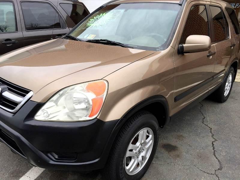 2004 Honda CR-V for sale at Used Cars of Fairfax LLC in Woodbridge VA