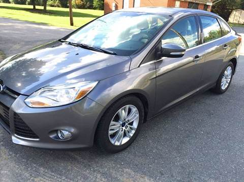 2012 Ford Focus for sale at Used Cars of Fairfax LLC in Woodbridge VA