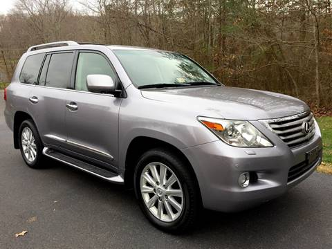 2009 Lexus LX 570 for sale at Used Cars of Fairfax LLC in Woodbridge VA