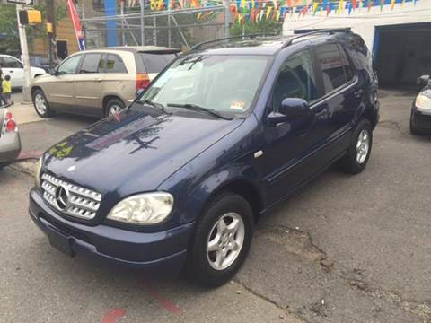 2001 Mercedes-Benz M-Class for sale at DEALS ON WHEELS in Newark NJ