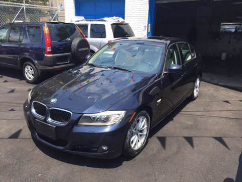 2010 BMW 3 Series for sale at DEALS ON WHEELS in Newark NJ