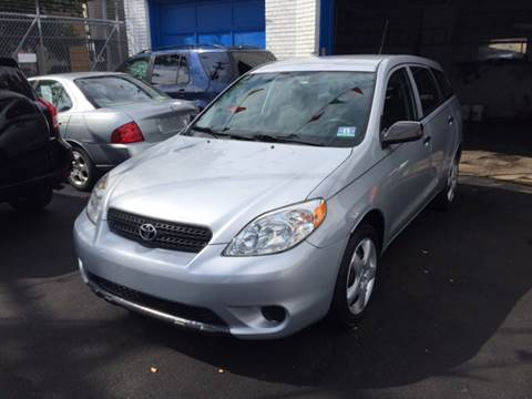 2005 Toyota Matrix for sale at DEALS ON WHEELS in Newark NJ