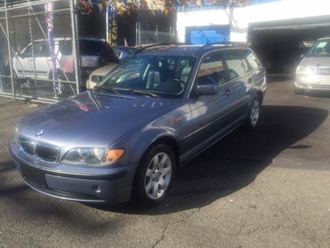 2004 BMW 3 Series for sale at DEALS ON WHEELS in Newark NJ