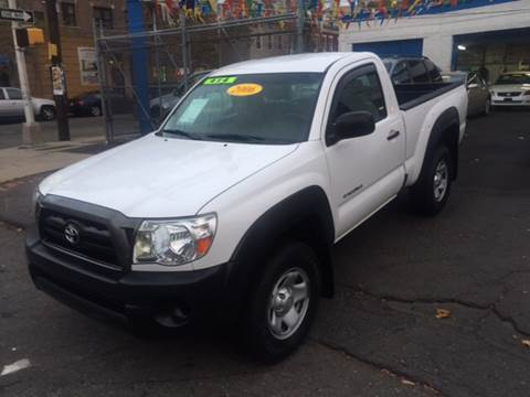 2006 Toyota Tacoma for sale at DEALS ON WHEELS in Newark NJ