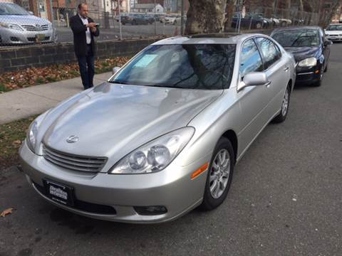 2003 Lexus ES 300 for sale at DEALS ON WHEELS in Newark NJ