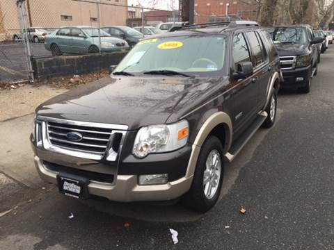 2006 Ford Explorer for sale at DEALS ON WHEELS in Newark NJ