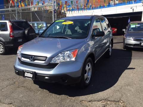 2007 Honda CR-V for sale at DEALS ON WHEELS in Newark NJ