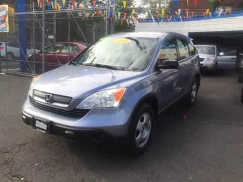 2009 Honda CR-V for sale at DEALS ON WHEELS in Newark NJ