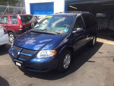 2002 Dodge Grand Caravan for sale at DEALS ON WHEELS in Newark NJ