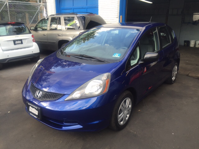 2010 Honda Fit for sale at DEALS ON WHEELS in Newark NJ