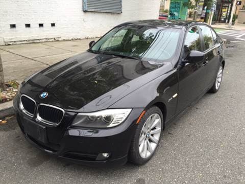 2009 BMW 3 Series for sale at DEALS ON WHEELS in Newark NJ