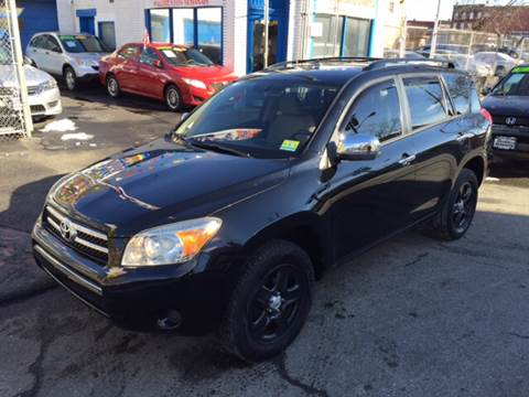 2006 Toyota RAV4 for sale at DEALS ON WHEELS in Newark NJ