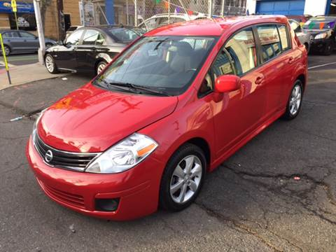 2012 Nissan Versa for sale at DEALS ON WHEELS in Newark NJ