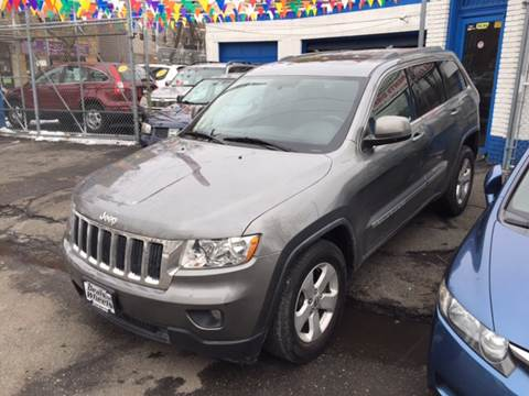 2011 Jeep Grand Cherokee for sale at DEALS ON WHEELS in Newark NJ