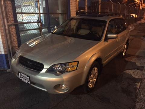2005 Subaru Outback for sale at DEALS ON WHEELS in Newark NJ