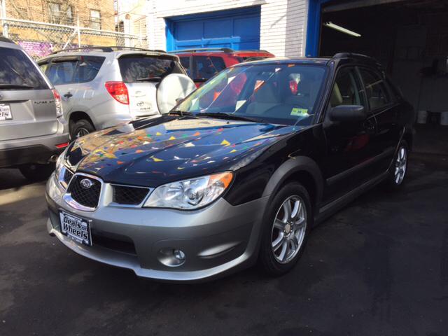 2007 Subaru Impreza for sale at DEALS ON WHEELS in Newark NJ