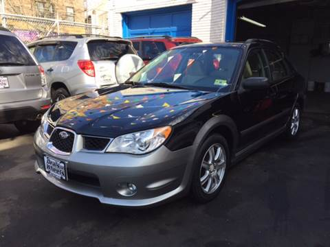 2007 Subaru Impreza for sale at DEALS ON WHEELS in Newark NJ