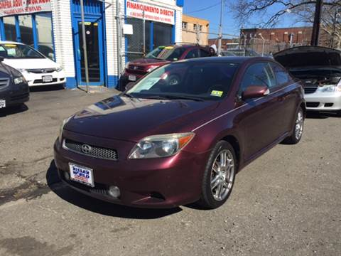 2005 Scion tC for sale at DEALS ON WHEELS in Newark NJ