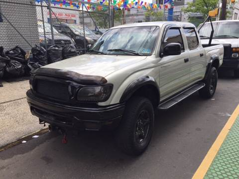 2004 Toyota Tacoma for sale at DEALS ON WHEELS in Newark NJ